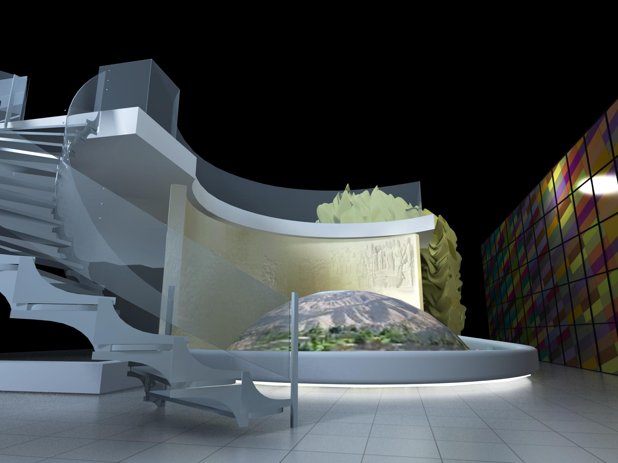 2014年外蒙古国际建筑建材展览会图片